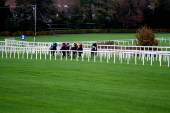 Two out and the race begins in earnest-Photo Tony St Ledger-Pattern Racing