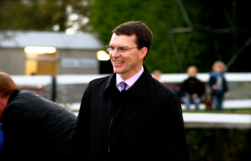 Aidan O'Brien leads the European Challenge to The Dubai World Cup. -Photo Tony St Ledger - Pattern Racing