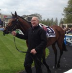Parish Hall when last seen at the Curragh in May