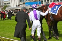 Jim Bolger will give Kevin Manning the leg up on Dawn Approach today in the St James's Palace Stakes