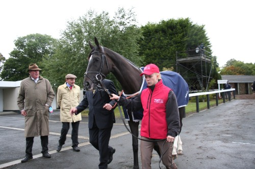 The Fugue on Irish Champions Stakes Day